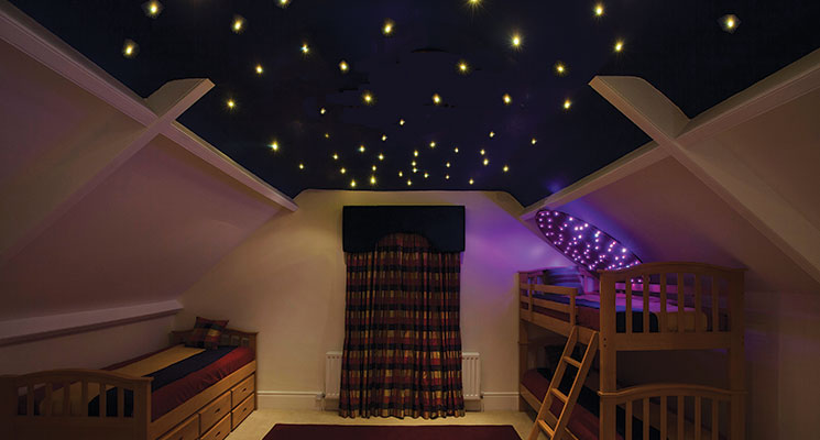 fibre optic star effect ceiling image 1